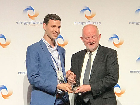 Airmaster's Jason Harrison named Young Energy Efficiency Professional of the Year