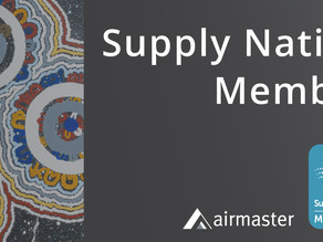 Airmaster joins Supply Nation