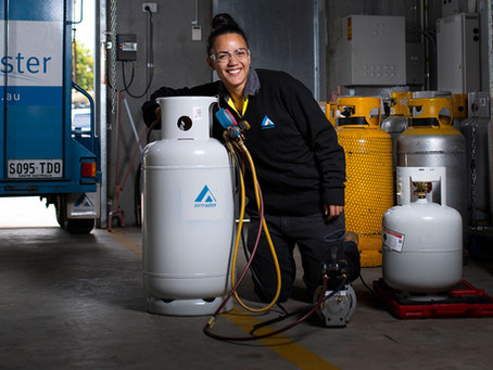 Airmaster Apprentice Susan Tohu recognised as industry rising star