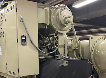 Chiller dismantle in Canberra provides time-saving solution