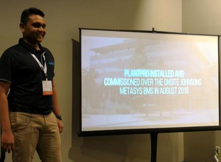 Conserve It presents key knowledge at 2018 Niagara Summit