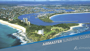 Airmaster expands into the Sunshine Coast