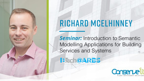 Conserve It's Richard McElhinney to present at IBTech@ARBS Insight Series