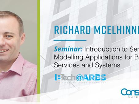 Conserve It's Richard McElhinney to present at IBTech@ARBS Insight Series