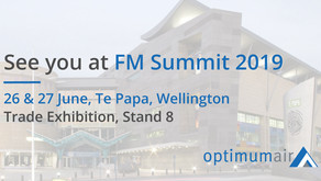 Optimum Air to exhibit at FM Summit 2019