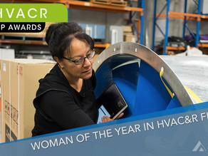 Staff Profile: Irene Winter – HVAC&R Leadership Awards Finalist