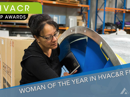 Staff Profile: Irene Winter – HVAC&R Leadership Awards Finalist