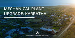 Mechanical Plant Upgrade: Karratha