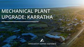 Mechanical Plant Upgrade: Karratha