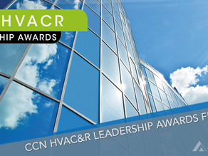 Airmaster recognised at HVAC&R Leadership Awards