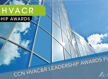 Airmaster recognised at HVAC&R Leadership Awards