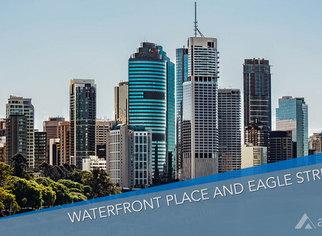 Airmaster delivers chiller replacement program at Brisbane's iconic Waterfront Place