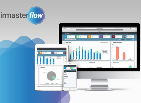 Airmaster launches online portal Airmaster Flow