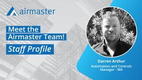 Staff Profile: Darren Arthur