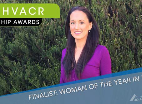Staff Profile: Kelli McDonald HVAC&R Leadership Awards Finalist
