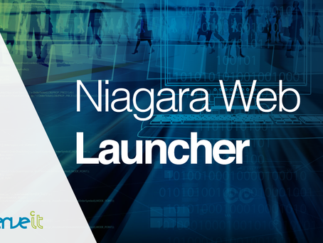 Niagara Web Launcher now Available for Download