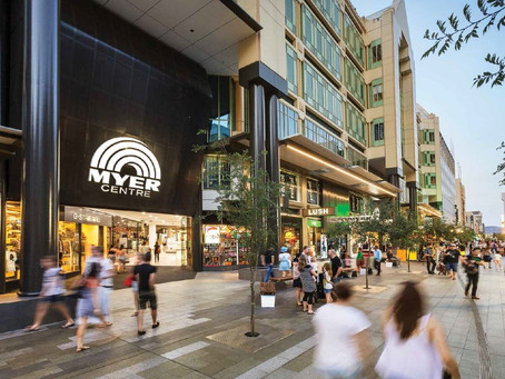 Realising Energy Efficiencies for Myer Centre Adelaide