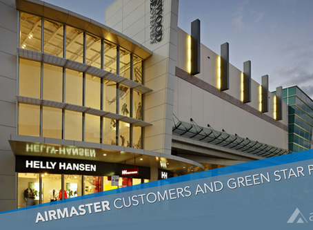 Airmaster customers leading the way in Green Star projects for 2016
