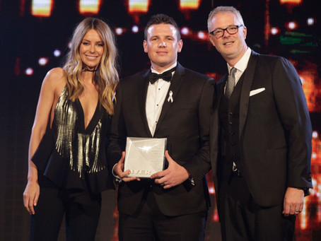 Airmaster receives prestigious Myer Supplier of the Year Award