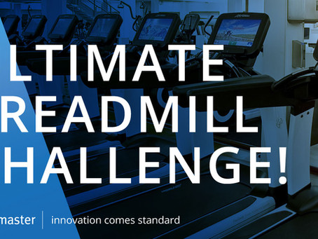 Airmaster to participate in the Ultimate Treadmill Challenge
