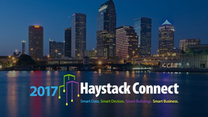 Project Haystack Announces Dates For Haystack Connect 2017 Conference