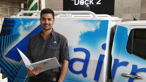 Airmaster's Ben Winter named finalist for SA Apprentice of the Year
