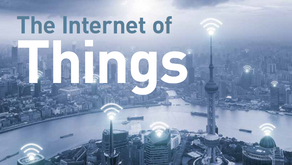 The Internet of Things – Connectivity and it's positive impact on the built environment