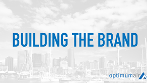 Optimum Air – Building the Brand