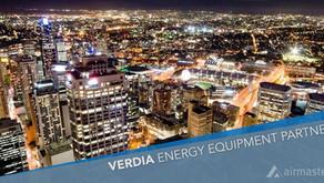Airmaster appointed to Verdia Energy Equipment Partner Program