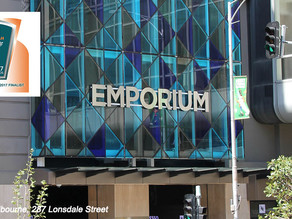 Energy Audit Project at Emporium Melbourne named finalist for 2017 AIRAH Awards