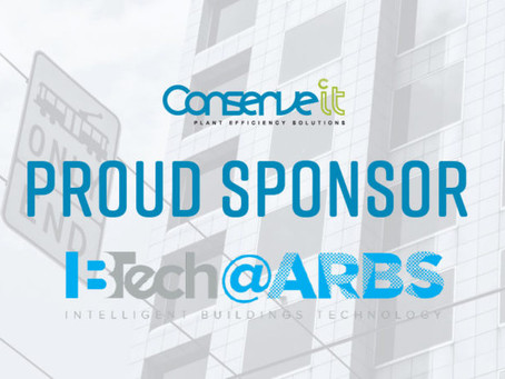 Conserve It to showcase Smart IoT Solutions as Sponsor of IBTech@ARBS