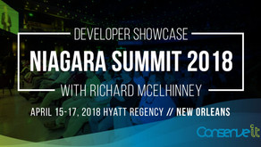 Conserve It's Richard McElhinney to present at Niagara Summit 2018