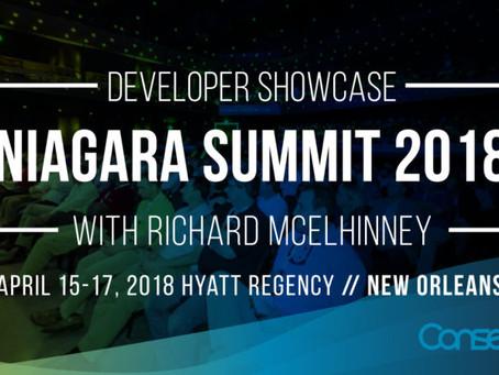 Conserve It's Richard McElhinney to present at Niagara Summit 2018