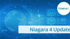 Release of Niagara 4.3u1 offers BACnet AWS certification