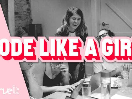 Conserve It Hosts Intern Day for Social Enterprise, Code Like a Girl