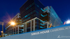 Maintaining a NABERS Success Story for Sirius House, Canberra