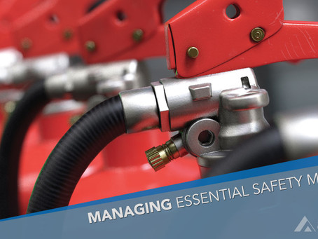 Managing building compliance with Essential Safety Measures