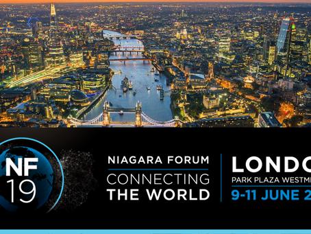Conserve It named Gold Sponsor for Niagara Forum London 2019