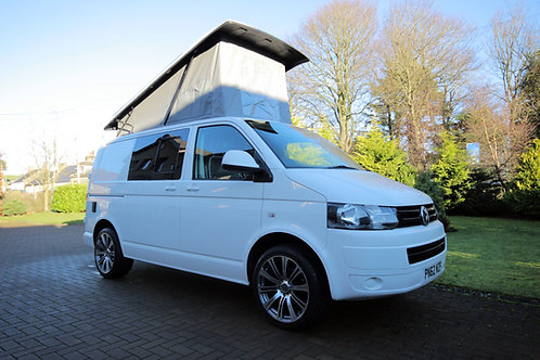 2012 (12) Volkswagen Transporter T5 2.0 SWB 4 Berth Campervan
