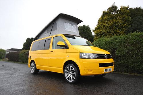 2015 (15) Volkswagen Transporter 2.0 TDI T32 Startline 140bhp 4 Berth Campervan