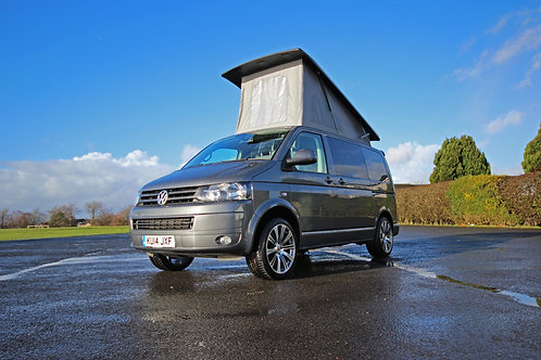 2014 (14) Volkswagen Transporter T30 2.0 180bhp Highline AUTOMATIC 4MOTION