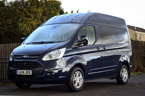 2014 Ford Transit Custom 310 Trend SWB Semi-High 2 Berth Campervan