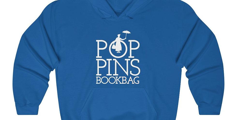Hooded Sweatshirt - Poppins Book Bag