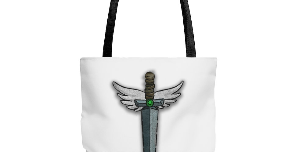 Tote Bag - Unwritten / Sword - Authors Collection