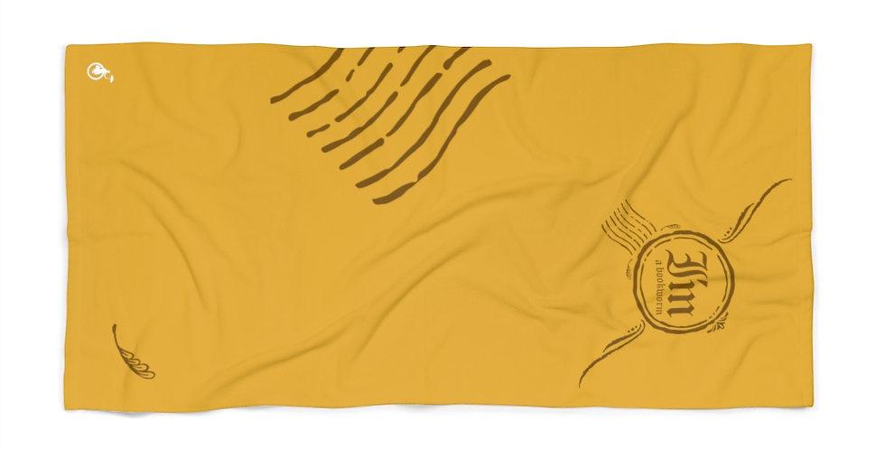 Beach Towel - Bookworm - Carrousel Collection