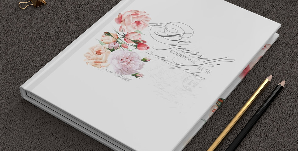 Hardcover Journal - Oh my Wilde - Ballet Collection
