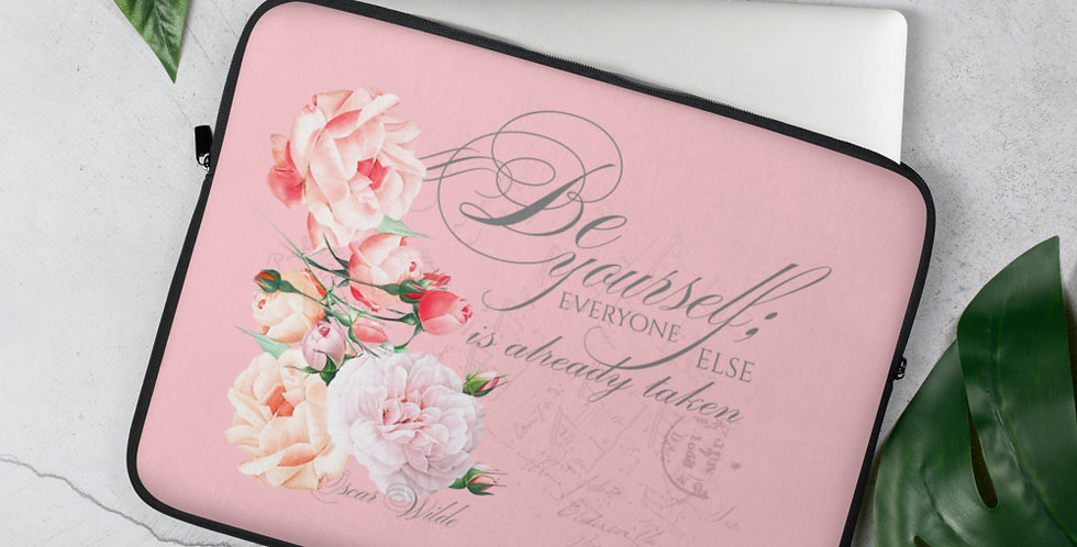 Laptop Sleeve - Oh my Wilde - Ballet Collection