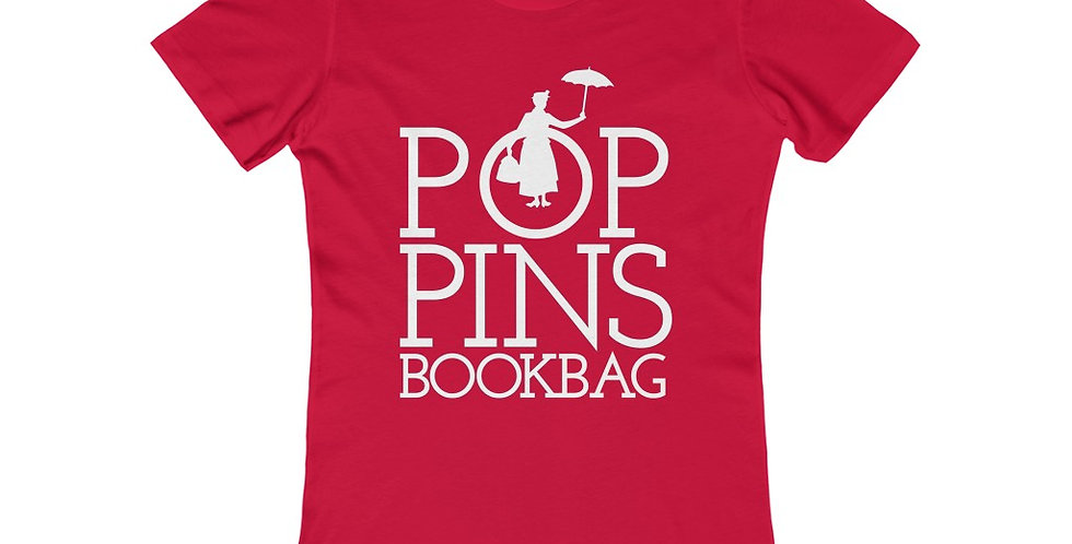Classic Tee - Poppins Book Bag