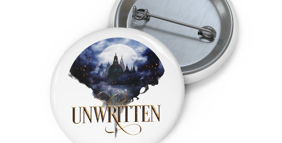 Pin Button - Unwritten - Authors Collection