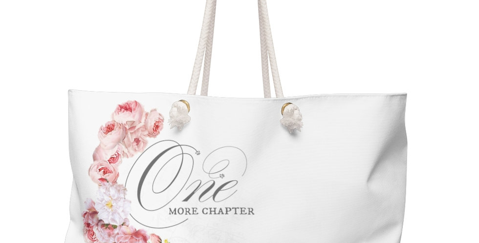 Weekender Bag - 1+CH (White) - Ballet Collection